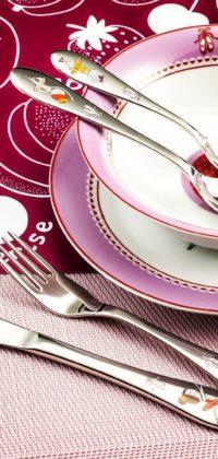 Vaisselles classiques, design ou inédites !